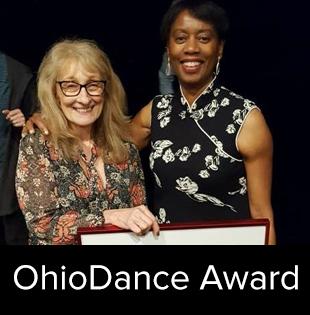 OhioDance Award