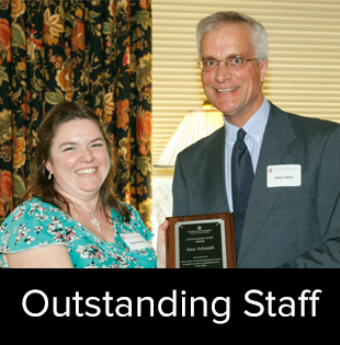 Outstanding Staff Award
