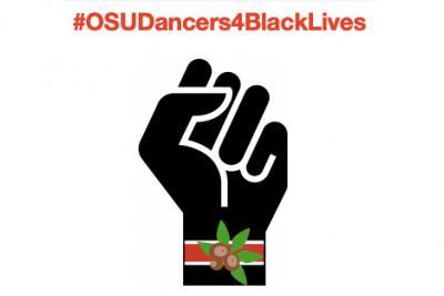 #OSUDancers4BlackLives