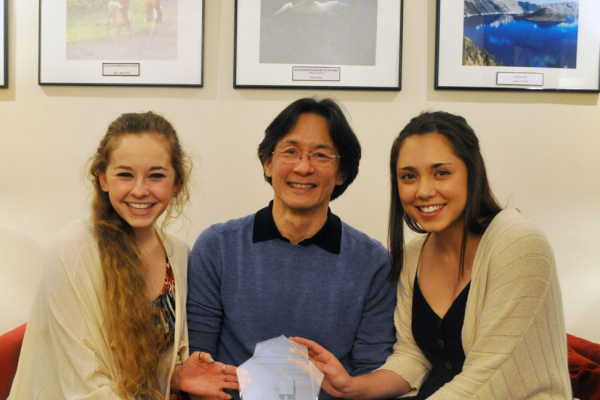 Taketa Excellence in Undergraduate Research Mentoring Award