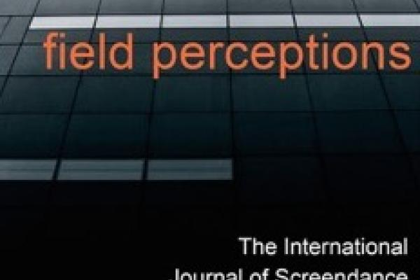 International Journal of Screendance Volume 6 cover